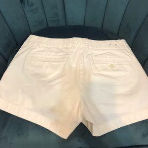 J. Crew Shorts - J Crew Chino Short White size 4 & 6